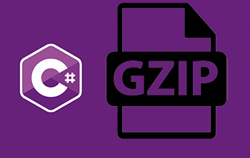 Сжатие и распаковка массива C# с помощью GZipStream
